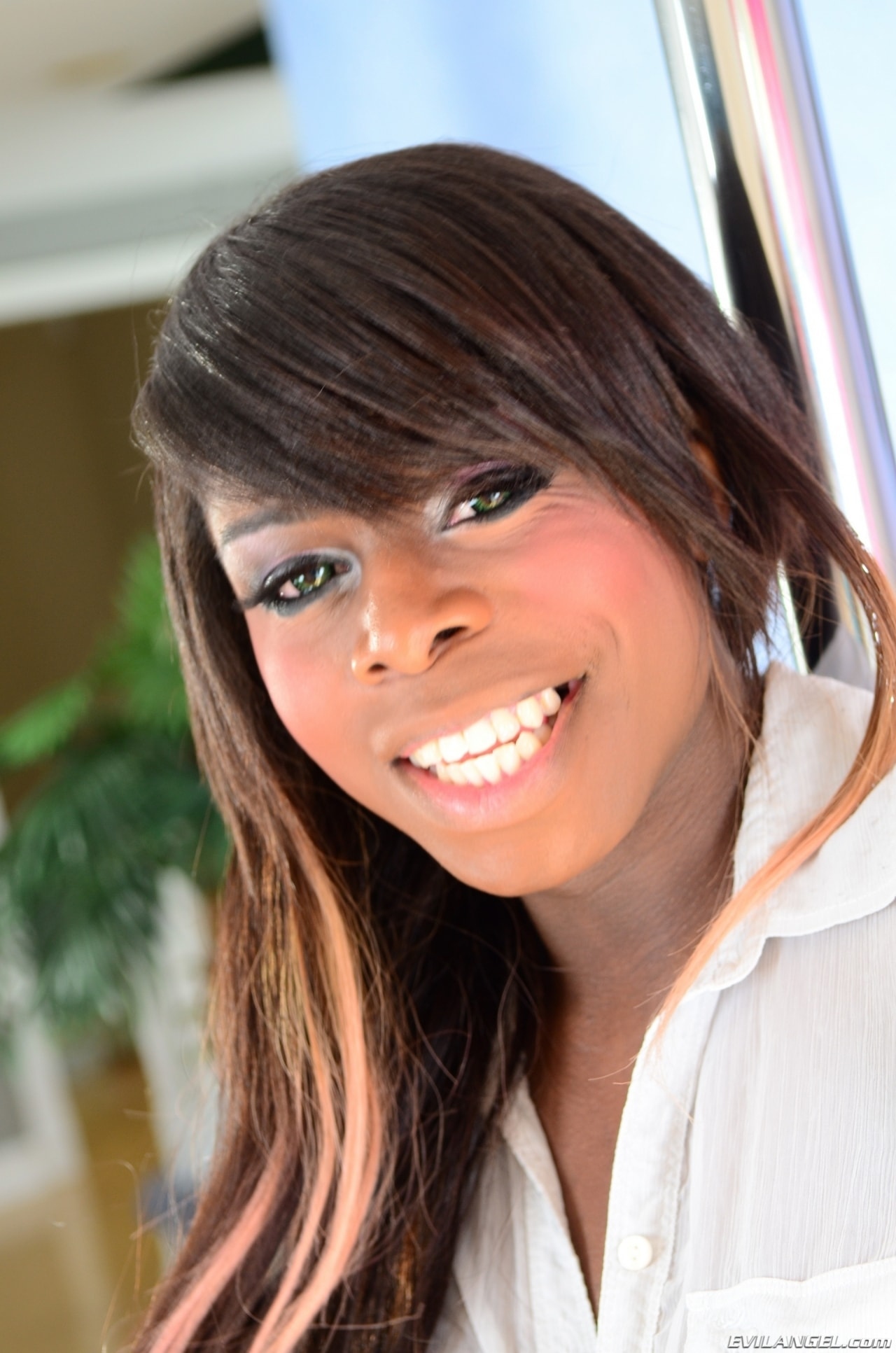 I Love Black Shemales 'Black Shemale Idol - The Auditions 04' starring Bambi Prescott (Photo 7)
