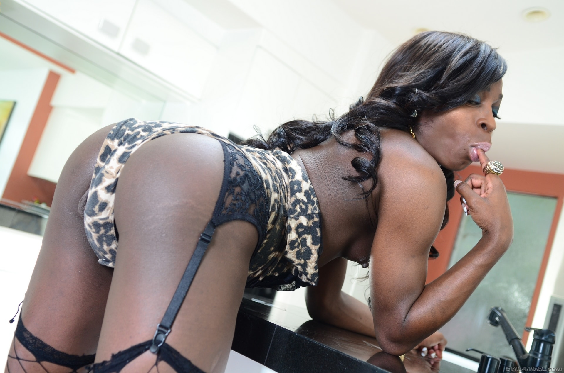 I Love Black Shemales 'Black Shemale Idol - The Auditions 04' starring Brii (Photo 90)