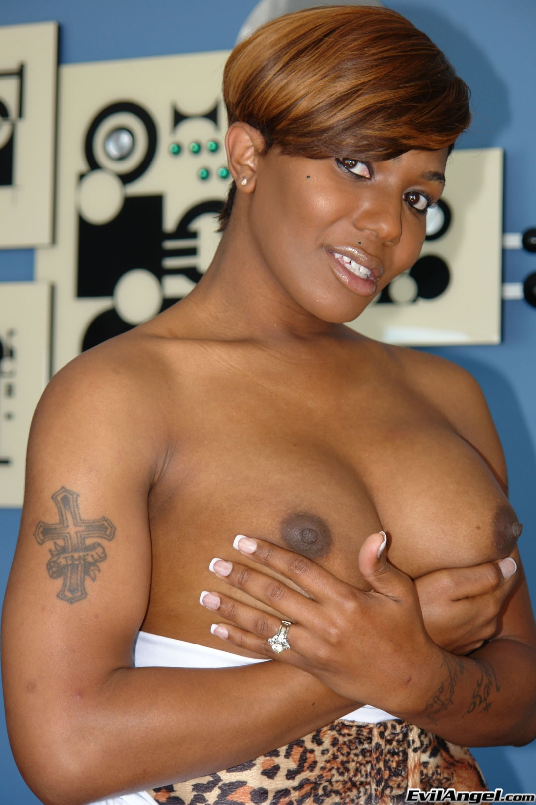 I Love Black Shemales 'She-Male XTC 06' starring Chasidy (Photo 7)