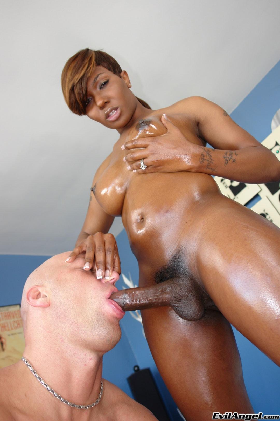 I Love Black Shemales 'She-Male XTC 06' starring Chasidy (Photo 12)