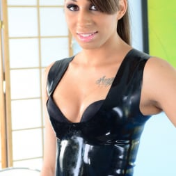Honey Foxxx B in 'I Love Black Shemales' Black Shemale Idol - The Auditions 03 (Thumbnail 1)