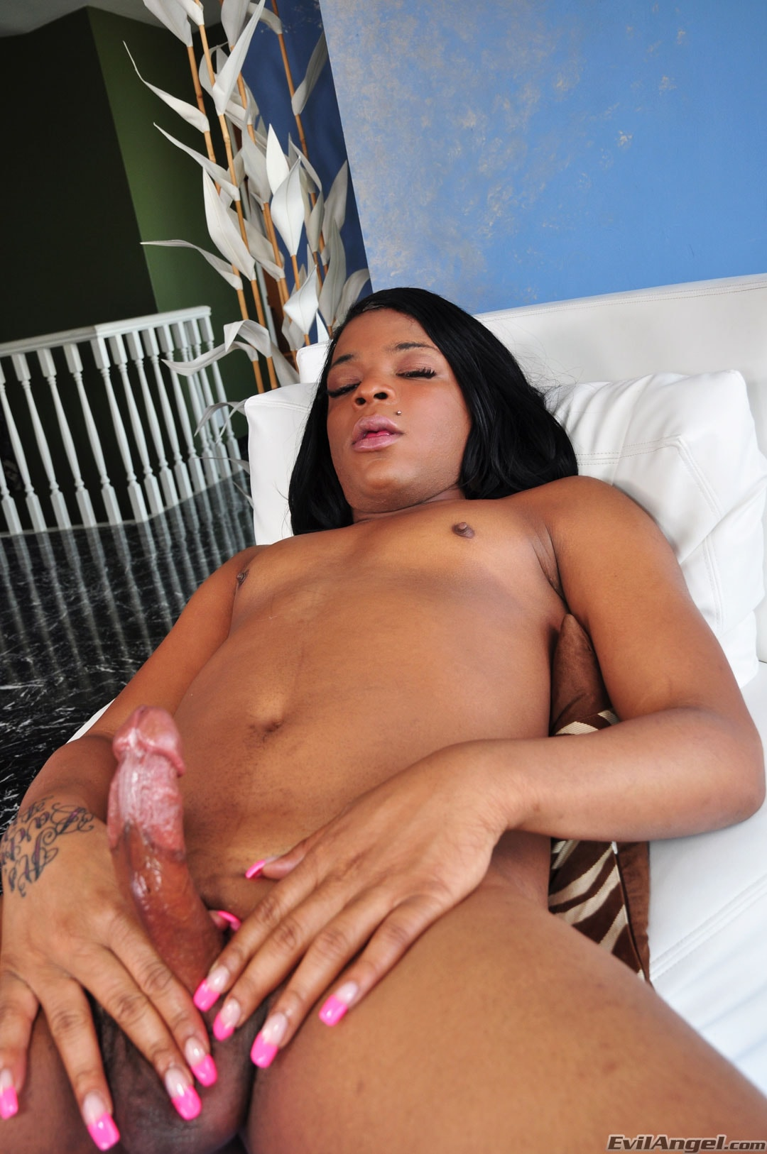 I Love Black Shemales 'Black Shemale Idol - The Auditions' starring Lola Bonnie (Photo 22)