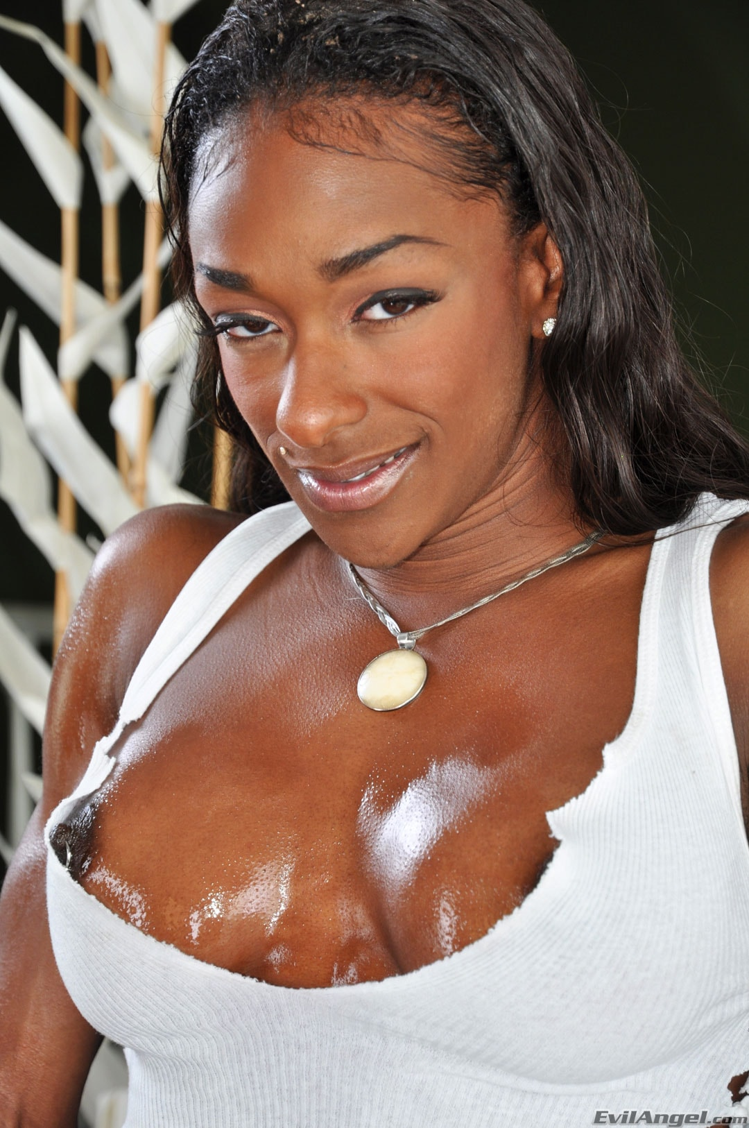 I Love Black Shemales 'Black Shemale Idol - The Auditions' starring Natalia Coxxx (Photo 4)