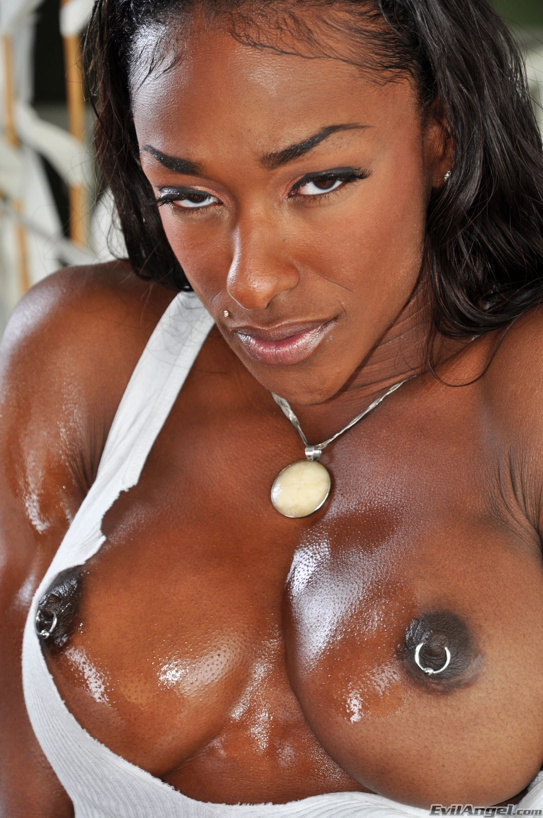I Love Black Shemales 'Black Shemale Idol - The Auditions' starring Natalia Coxxx (Photo 8)