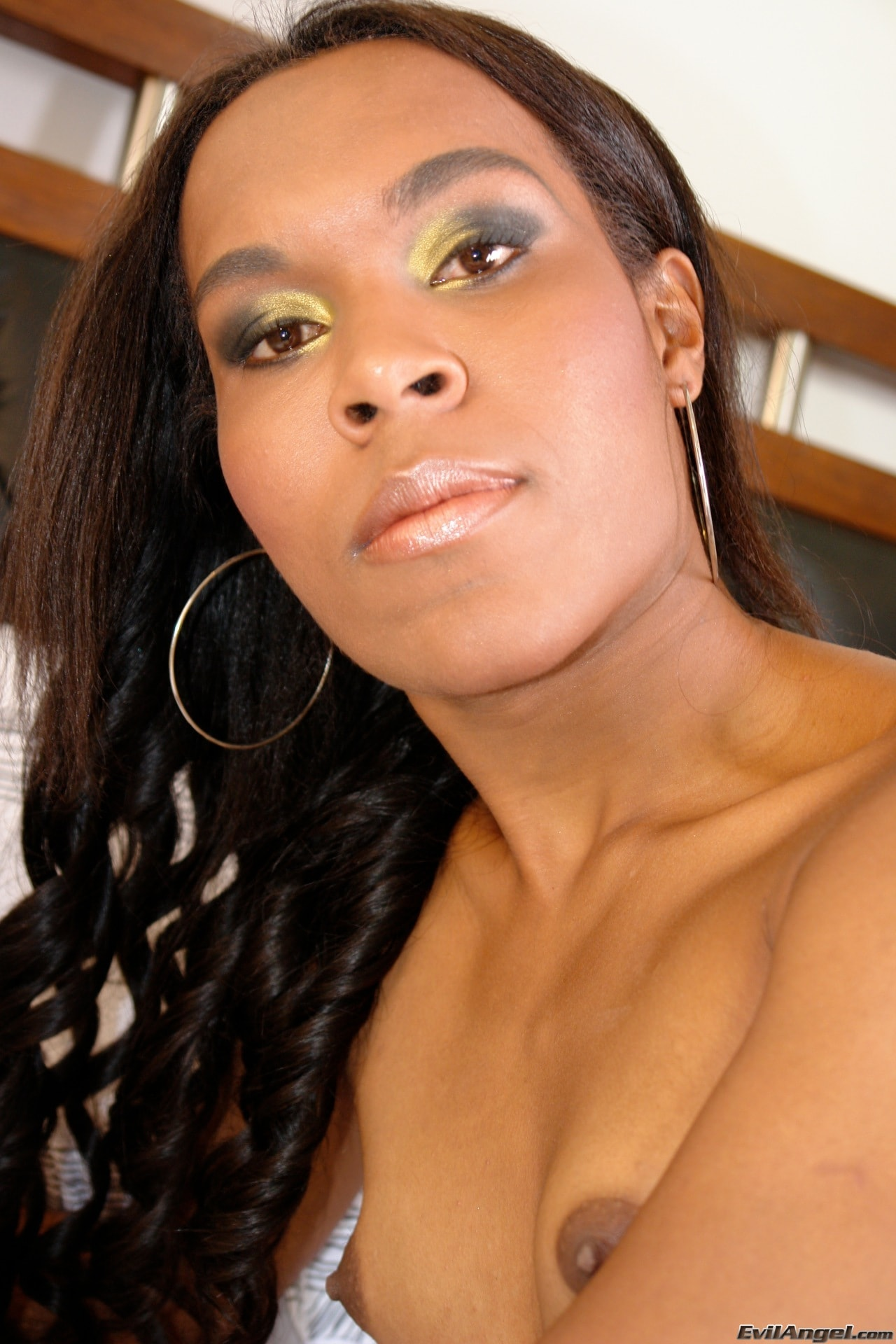 I Love Black Shemales 'Black Shemale Idol - The Auditions 02' starring Nicky B (Photo 22)