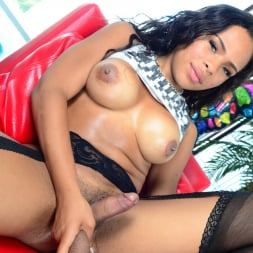 Nody Nadia in 'I Love Black Shemales' Black Shemale Idol - The Auditions 04 (Thumbnail 69)